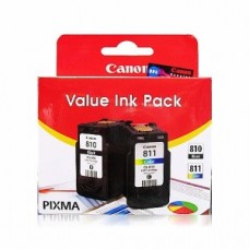 Canon Value Pack 810&811(Black and Colour)