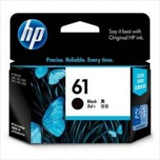 Hp 61 Black Catridge