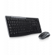 Logitech Wireless Combo MK260 USB Keyboard + Mouse